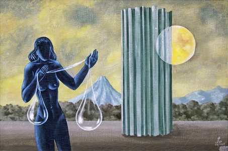 Dominadora das gotas - Walter Lewy