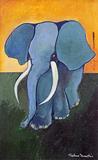 Elefante - Aldemir Martins
