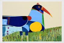 Pássaro - P.A. - 1/15 - Aldemir Martins