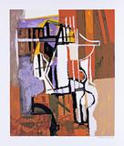 Sem título - 15/100 - Roberto Burle Marx