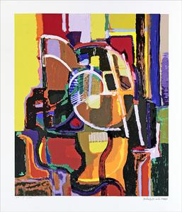 Sem título - 13/100 - Roberto Burle Marx