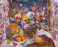 Composição com frutas - Sou Kit Gom