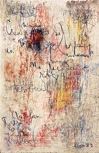 Escritura - Leon Ferrari