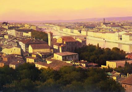 Florença - Itália - Cândido Oliveira