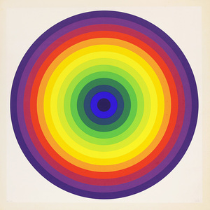 Surface couleur - 108/150 - Julio Le Parc