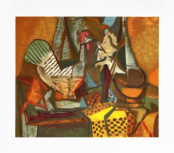 Sem título - 22/100 - Roberto Burle Marx