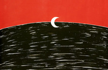 Vermelho e preto - Anna Maria Maiolino