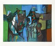 Sem título - P.E. - Roberto Burle Marx