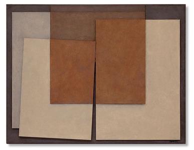 Pintura em relevo - Arcangelo Ianelli