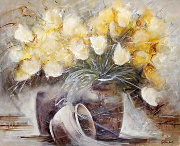 Vaso de flores - Cynthia Ebaid