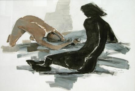 Figuras femininas - Enrico Bianco