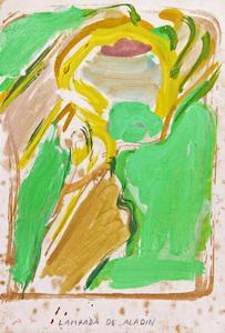 Lâmpada de aladin - Jorge Guinle