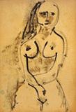 Nu feminino - Jorge Guinle
