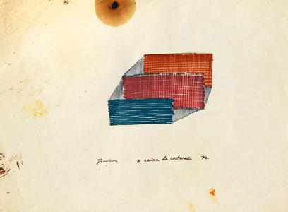 A caixa de custura - Jorge Guinle