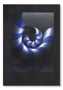 Série Modulaciones - E.A. - Julio Le Parc