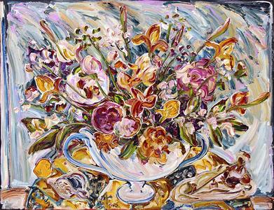 Ritmo floral - Sou Kit Gom