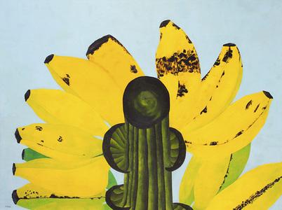 Cacho de banana - Antonio Henrique Amaral