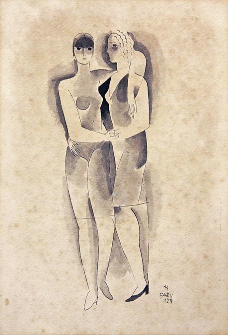 Figuras-femininas-ismael-nery