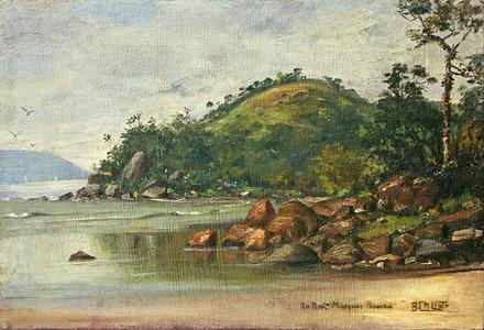 Ilha Porchat - Benedicto Calixto