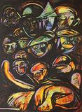 Um certo brilho na luz - Rubens Gerchman