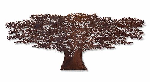 Árvore ferrugem - Cássio Lázaro