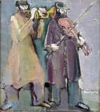 Músicos - Gershon Knispel