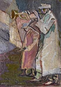 O trompetista - Gershon Knispel