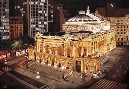 Teatro Municipal - Carlos Eduardo Zornoff
