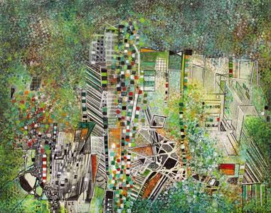 Green II - Miriam Nigri Schreier