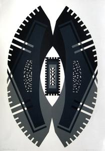 Emblemática XXXIII - 9/10 - Odetto Guersoni