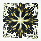 Mandala LIII - 2/10 - Odetto Guersoni