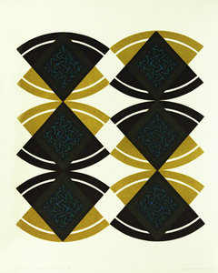 Formas justapostas XXXVIII - 5/10 - Odetto Guersoni