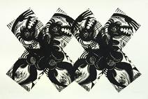 Jogo Cruzado IV - 1/10 - Odetto Guersoni