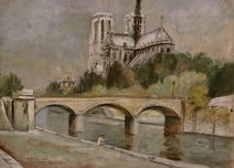Notre Dame - Odetto Guersoni
