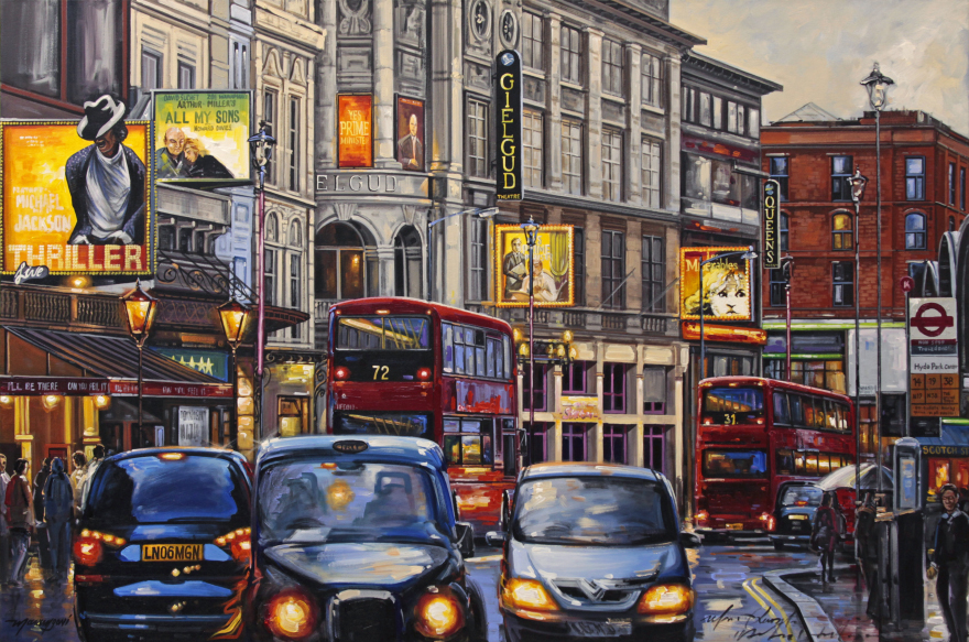 Shaftesbury-avenue-london-maramgoni