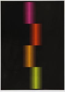 Sem título - 8/200 - Almir Mavignier