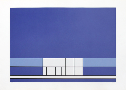 Sem título - 53/100 - Milton Dacosta