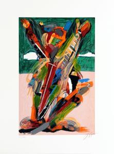 Série Rolling Stones - 72/100 - Ivald Granato