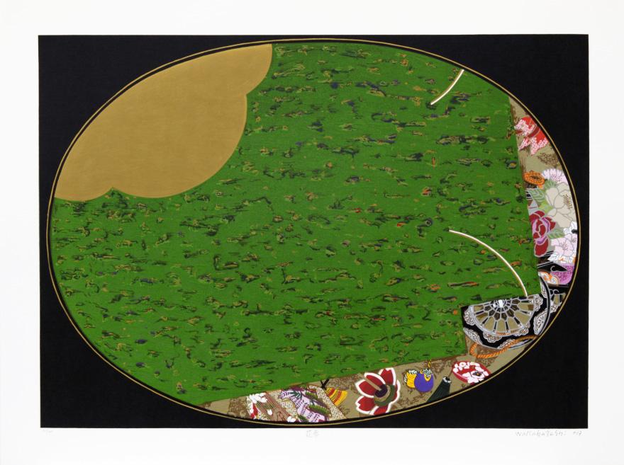 Temari-verde-71-100-kazuo-wakabayashi