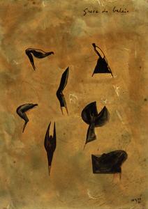 Greve do balaio - Carybé (Hector Julio Páride Bernabó)