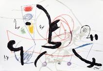 Maravillas con variaciones acrósticas en el jardin de Joan Miró, mod. 11 - Joan Miró