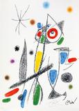 Maravillas con variaciones acrósticas en el jardin de Joan Miró, mod. 12 - Joan Miró