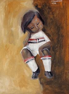 Pequeno torcedor do São Paulo - Janio Quadros