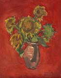 Vaso com flores - Mario Zanini
