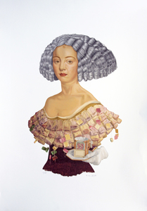 Catarina de Bragança - 73/100 - Sônia Menna Barreto