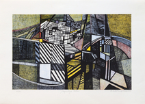 Arqueologia urbana - 171/200 - Roberto Burle Marx