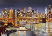 Vista de New York - Carlos Eduardo Zornoff