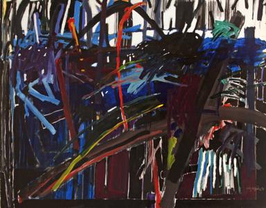 A pintura e o sobressalto - Luiz Aquila