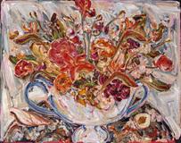 Composição floral - Sou Kit Gom