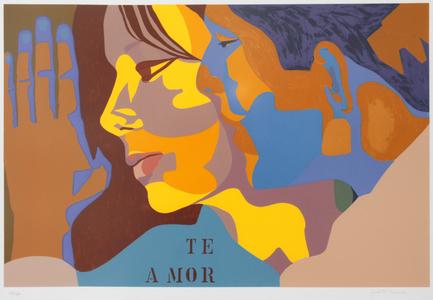 Te amor - 48/100 - Judith Lauand
